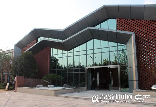 新城香溢紫郡,售楼处开放,气味图书馆,世园会,青岛新闻网