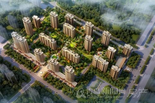 金地悦峰,崂山区,,营销中心开放,户型,青岛新闻网房产