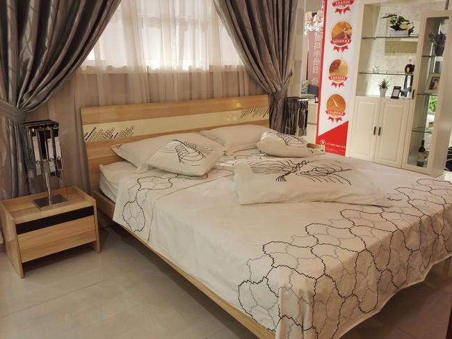 澳玛枫度系列时尚大床