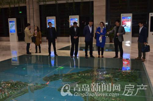 光谷,国际海洋信息港,西海岸,青岛新闻网