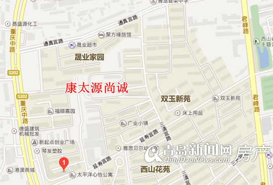 康太源,尚诚二期,李村商圈,洋房,准现房,青岛新闻网