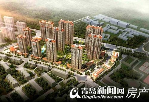 北京城建,龙樾湾,东李,李沧区,青岛新闻网