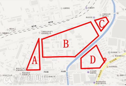 龙湖春江郦城,区位,青岛新闻网房产