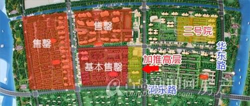 青岛新房 高新区 世茂公园美地云锦  需要强调的是,世茂公园美地住宅