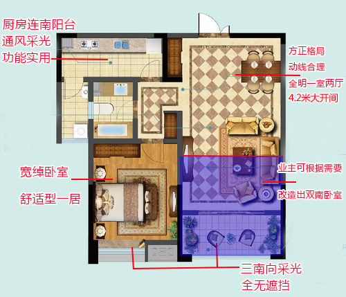 鲁润静园,户型图,小高层新品,青岛新闻网房产