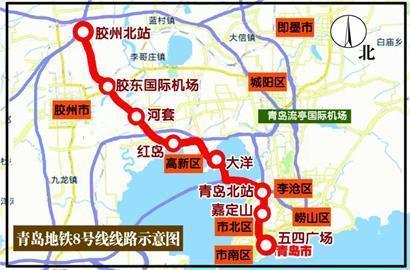 高新区,地铁M8,青岛新闻网房产