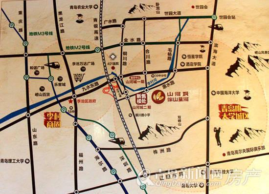 山河城,三期,东李,小高层,青岛新闻网