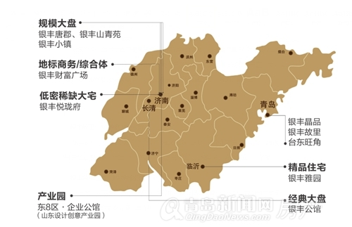 济南旅游景点分布