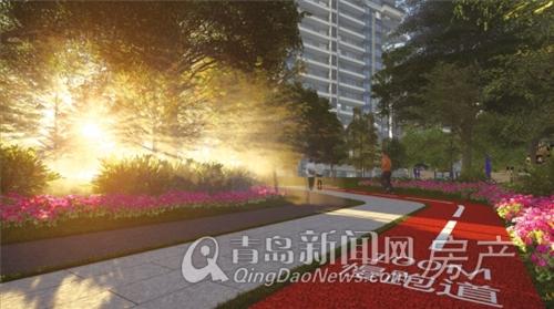 银盛泰香江学府,售楼处开放,青岛新闻网房产