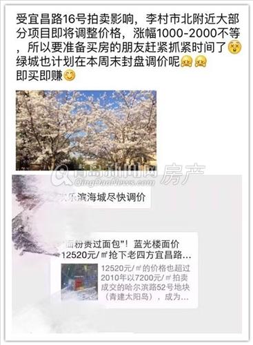 宜昌路16号,涨价风波及全青岛,青岛新闻网房产