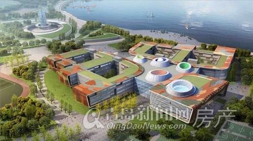 青岛中学规划,高新区,青岛新闻网房产