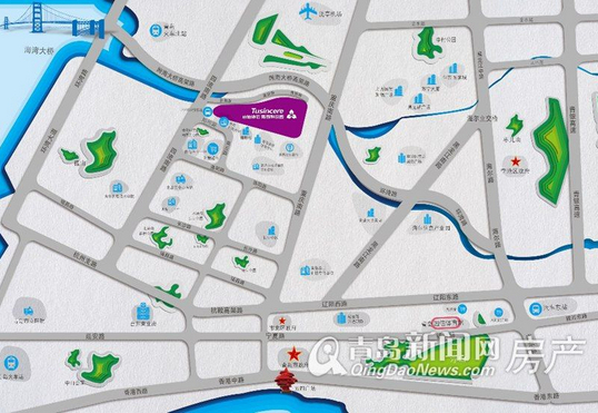 启迪协信青岛科技城,住宅,商业,市北,青岛新闻网
