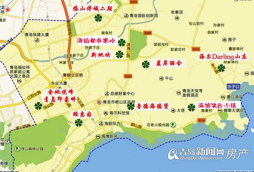崂山区新盘,崂山区新房涨价,青岛新闻网房产
