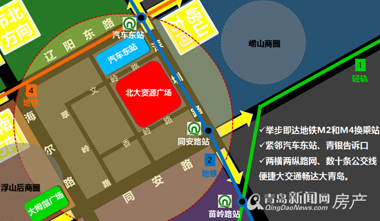 北大资源广场,崂山,金家岭,精装公寓,写字楼,青岛新闻网
