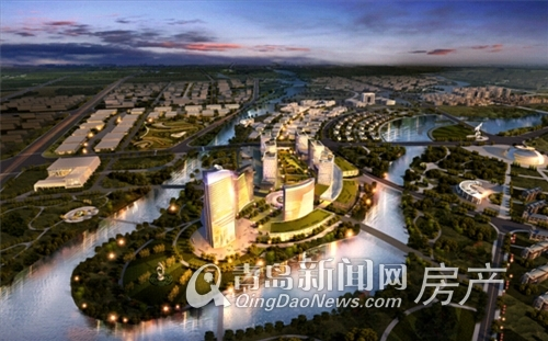 青岛汽车产业新城,一汽大众即墨,金色华山,即发金色华山,即墨新房