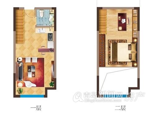 滨海1号,公寓,4.7米层高,青岛新闻网
