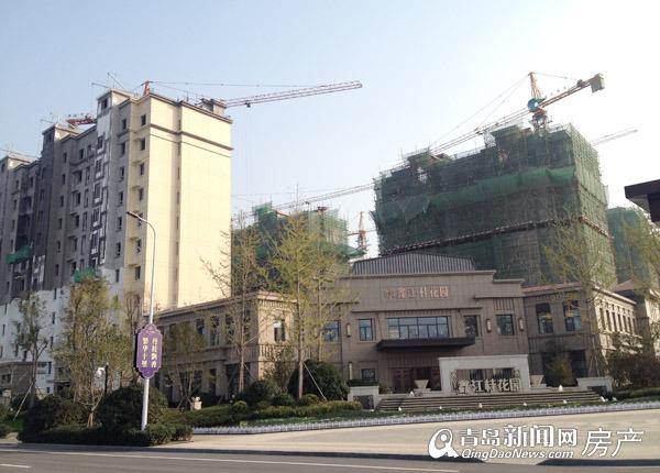 鑫江桂花园,电梯洋房,套三,城阳,青岛新闻网