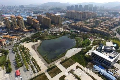 绿城,青岛绿城理想之城,绿城蘭园,李沧新房,青岛品质大盘,青岛新闻网