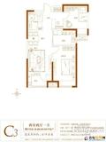 金茂湾86平装修方案――18353285901