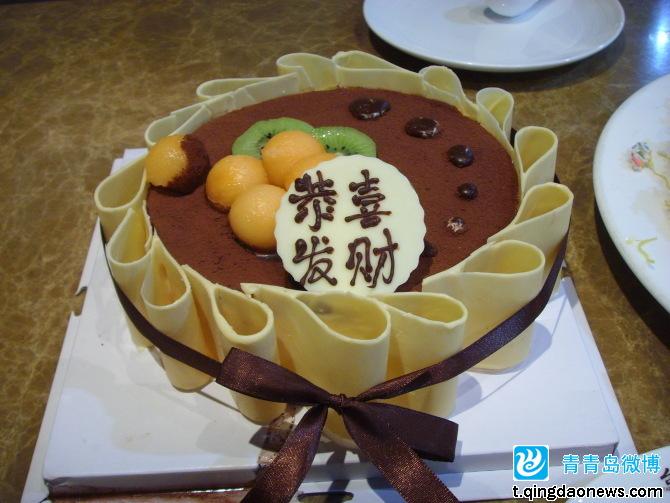 你的生日蛋糕上面都是什么祝福语呢?图片