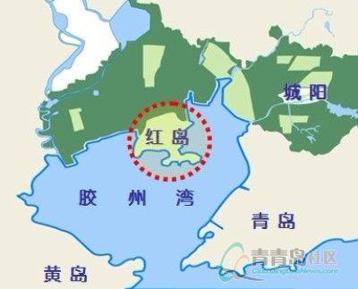 青岛高新区智力岛规划-青青岛社区手机版