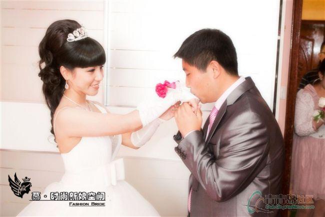 新娘妆面造型分享
