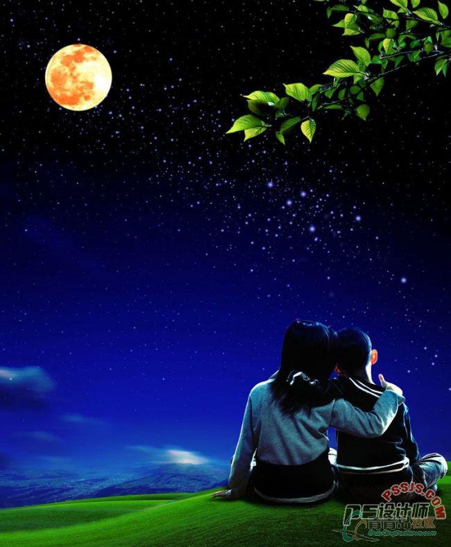 中国关于月亮的神话最早载于