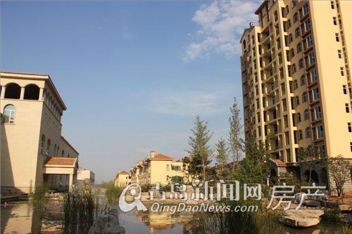 奥润,熙湖华府,高层实景图,青岛新闻网房产