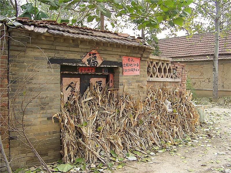 农村自建房欧式飞檐