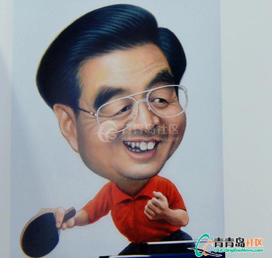 新中国五代领导人漫画像亮相免费漫画小说大全图片