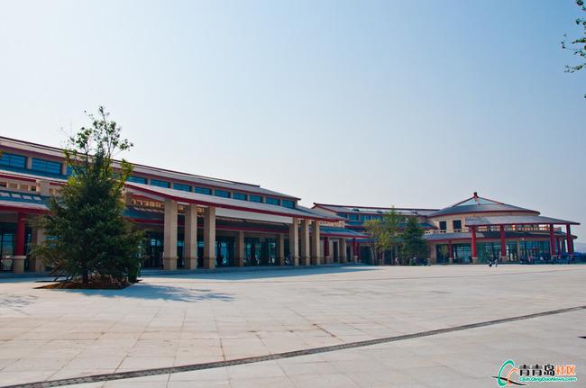 青岛崂山风景区大河东游客服务中心