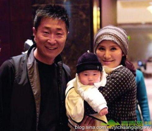 林永健的妻子周冬齐是一位演员, 《马文的战争》《新女婿时代》等图片