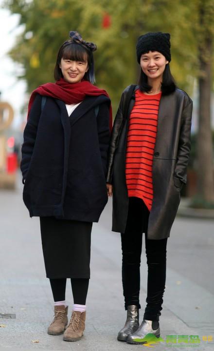 温暖大衣冬日穿搭时髦计划