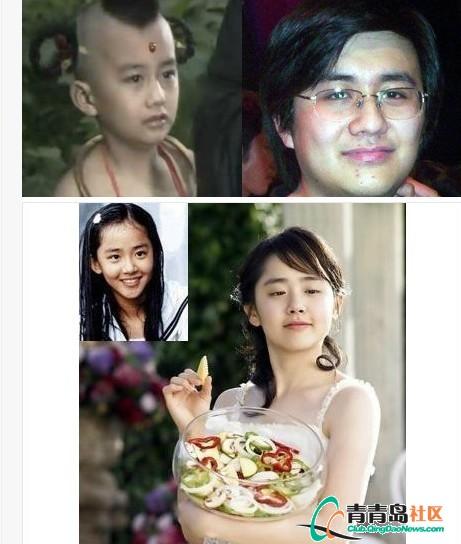 韩国可爱男童星