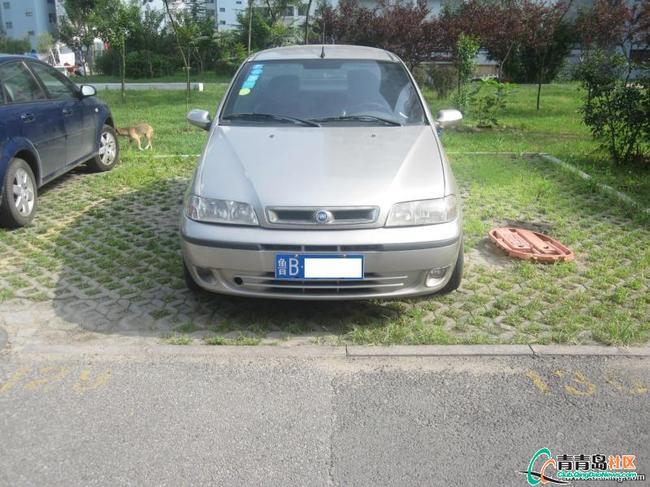 菲亚特西耶那换车急售高清图片