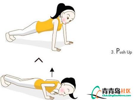 【7分钟瘦!】12个减肥动作运动量可媲美跑长ob减肥瓶美国绿色图片