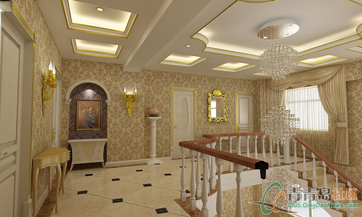 别墅装修设计案例