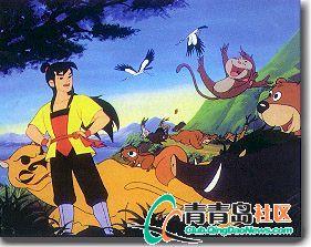 90后的童年回忆 动画片
