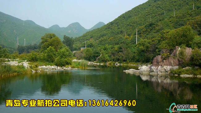 青岛航拍艺术 低调奢华 地产景区宣传的奢华表现