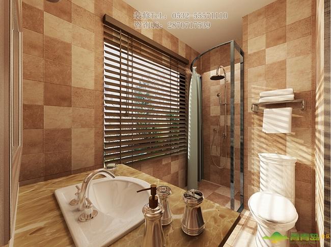 中式风格/新中式风格厕所