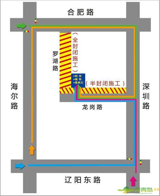 安徽省合肥市地铁路线图