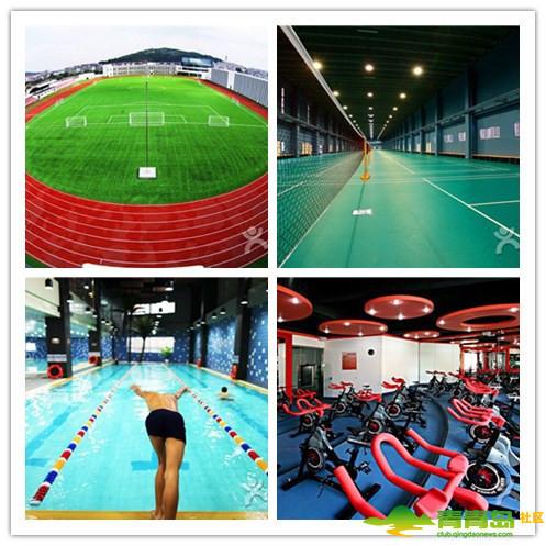 运动公园承接年底各种活动