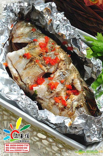 烧烤店锡纸烤鱼的配方做法