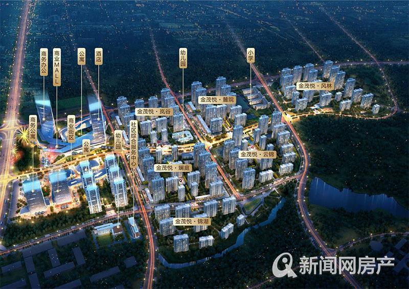 金茂智慧国际城