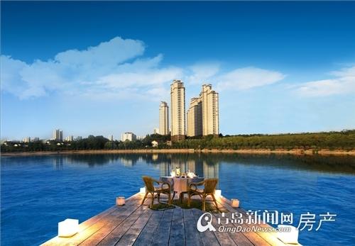 收官巨作,福瀛天麓湖,西海岸CBD,科技住宅,青岛新闻网