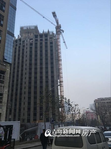 爱家公寓工程进展