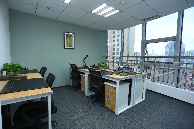 【10-60平】精装修办公室 可注册公司
