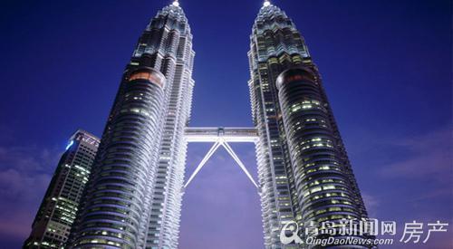 看房团,碧桂园,马来西亚,第二家园,青岛新闻网