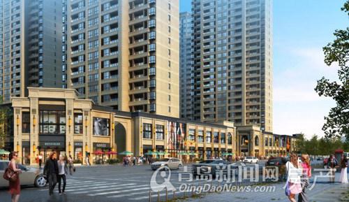 中欧国际城,金茂,悦秀街,商铺,开盘