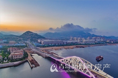 城投琴海湾,中联依山伴城,东方影都,青岛新闻网